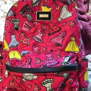 Gently used Betsey Johnson backpack